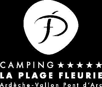 Camping 5 étoiles, La Plage Fleurie, Ardèche - Vallon Pont d'Arc